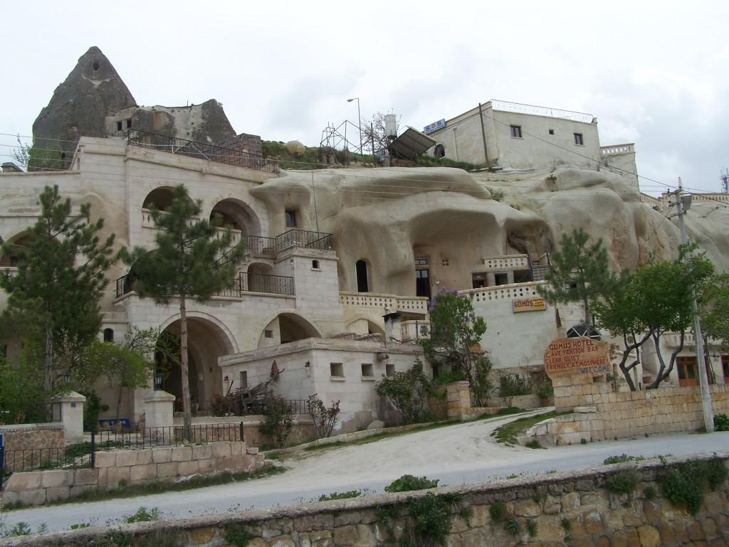 Urlaub in den Höhlen von Kappadokien